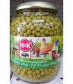 H&K Small Green Peas 720ml